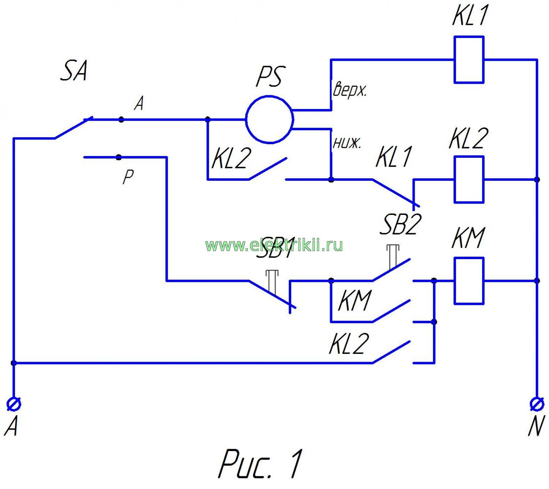 Схема экм компрессора